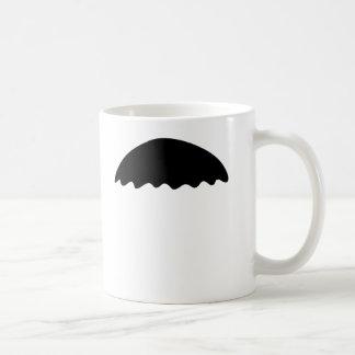 おもしろいなWaltusのスタイルの黒の髭のマグ コーヒーマグカップ