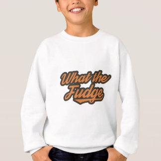 おもしろいなWTF スウェットシャツ