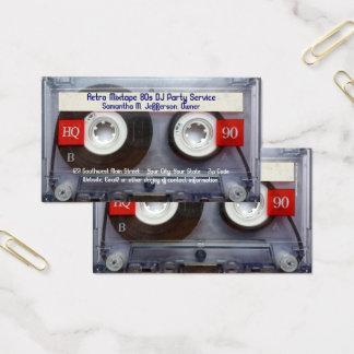 おもしろいのカセットテープ 名刺