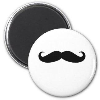 おもしろいのギフトのための黒い髭か黒い口ひげ マグネット