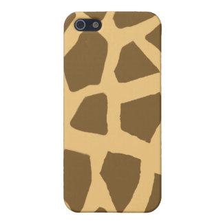 おもしろいのサファリのジャングルのSpeckの場合のiPhone 4 iPhone 5 Cover
