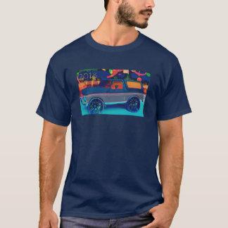 おもしろいのトラックを持って下さい Tシャツ