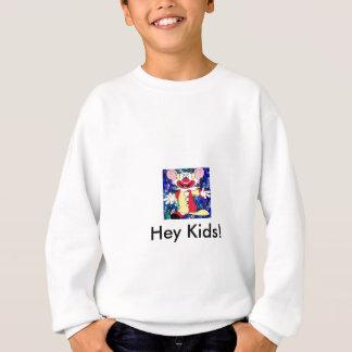 おもしろいのピエロ スウェットシャツ
