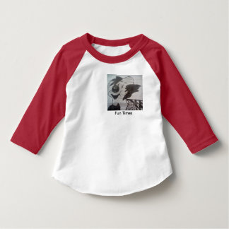 おもしろいのピエロ Tシャツ
