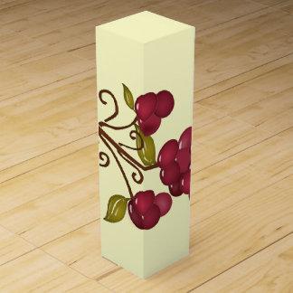 おもしろいのブドウのワイン用化粧箱 ワインギフトボックス