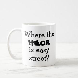おもしろいの不要品のギフトを言う予測できないノベルティの冗談 コーヒーマグカップ