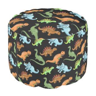 おもしろいの恐竜パターン図解入りの、写真付きのな芸術 プーフ