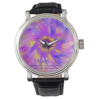 """""""おもしろいの時間"""" 腕時計"""