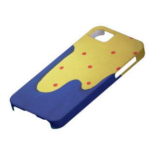 おもしろいの私電話箱! iPhone SE/5/5s ケース