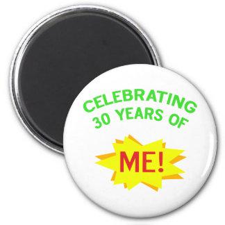 おもしろいの第30誕生日プレゼントのアイディア マグネット