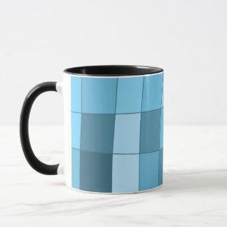 おもしろいの鏡の点検 マグカップ