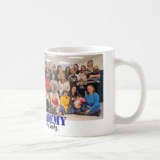 おもしろいアカデミーのマグ コーヒーマグカップ