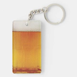 おもしろいビール キーホルダー