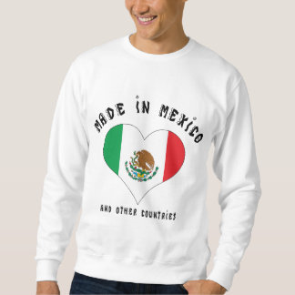 おもしろいメキシコ製 スウェットシャツ