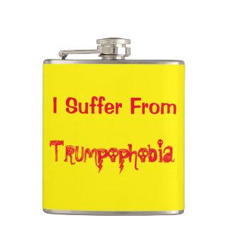 おもしろい私はTrumpophobiaに苦しみます! フラスク