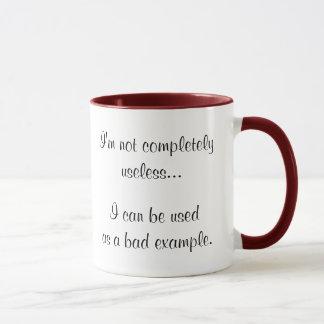 おもしろい諺のギフトのアイディアのコーヒースローガンのマグ マグカップ