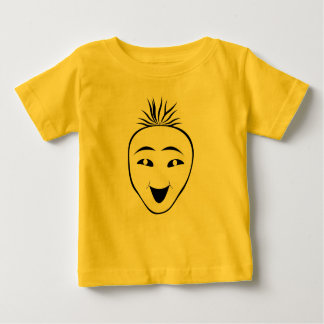 おもしろい ベビーTシャツ