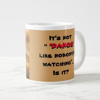 おもしろマグカップ ジャンボコーヒーマグカップ