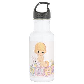 おもちゃのブロックのかわいいベビー ウォーターボトル