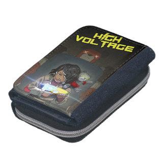 おもちゃメーカーの写真の財布