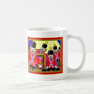 おもちゃ箱パレード コーヒーマグカップ