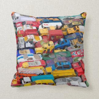 おもちゃ車および車のアメリカ人のMojoの枕かクッション クッション
