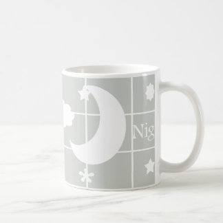 おやすみなさいのマグ コーヒーマグカップ