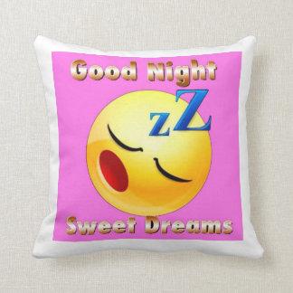 おやすみなさいの枕 クッション