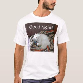 おやすみなさい! Tシャツ