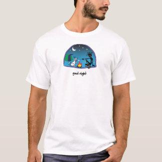 """""""おやすみなさい! """" Tシャツ"""