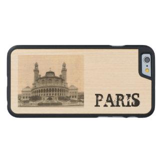 およそ1905からのパリの郵便はがきTracadero ケース