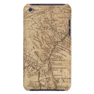 およびノースカロライナバージニア州の地図 Case-Mate iPod TOUCH ケース