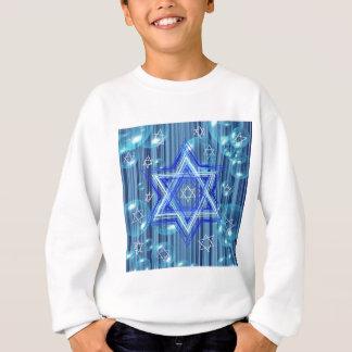 および泡ダビデの星 スウェットシャツ