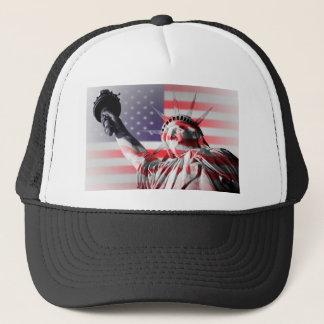 および米国旗自由の女神 キャップ