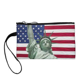 および米国旗自由の女神 コインパース