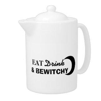 、およびBewitchy食べて下さい、飲んで下さい