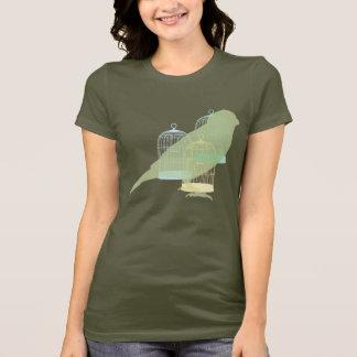 おりからの鳥 Tシャツ