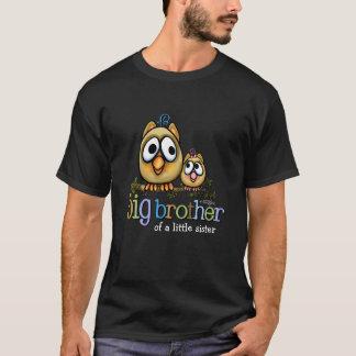 お兄さんのためのやじり声-ベビーSis Tシャツ