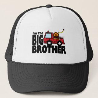 お兄さんの普通消防車 キャップ