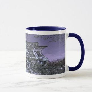 お化け屋敷 マグカップ