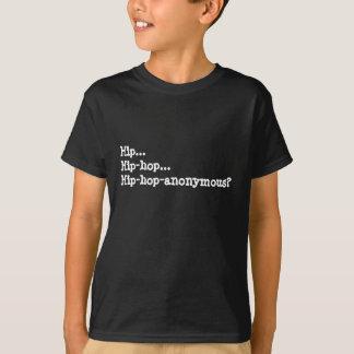 お尻ホツプ匿名 Tシャツ