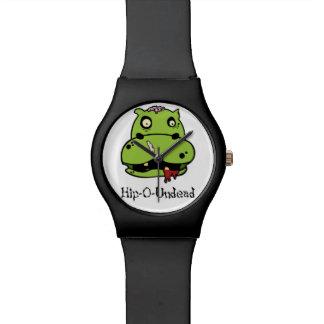 お尻O吸血鬼 腕時計