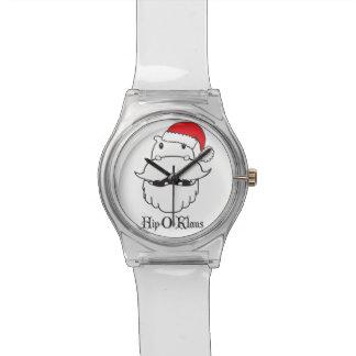 お尻O Klaus 腕時計
