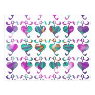 お母さんに捧げられる: 宝石U愛 ポストカード
