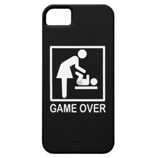 お母さんのおもしろいな絵画図表上のゲーム iPhone SE/5/5s ケース