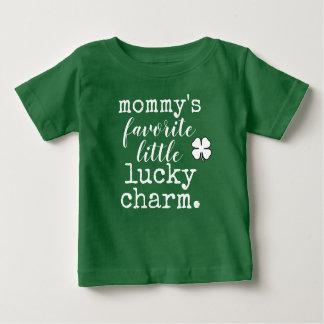 お母さんのお気に入りので小さい小妖精 ベビーTシャツ