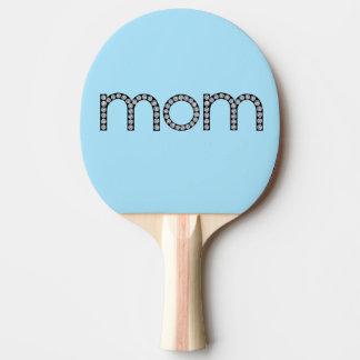 お母さんのきらきら光るな卓球ラケット 卓球ラケット