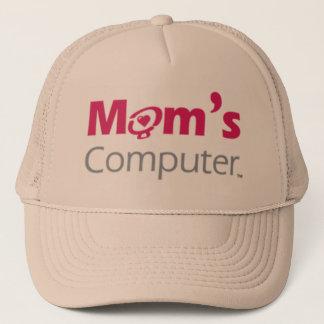 お母さんのコンピュータデザイン! キャップ