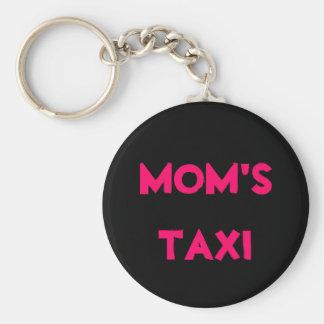 お母さんのタクシー キーホルダー