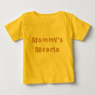 お母さんの奇跡 ベビーTシャツ